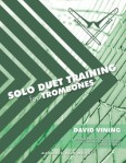 Solo Duet Training for Trombone Cover scaled